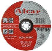 """Disco De Desbaste 9"""" PHF96 Alcar 3440.05030"""