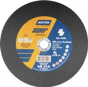 "Disco de Corte 10"" AR 312 Super Norton 3430.05020"