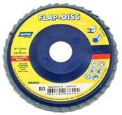 "Disco Flap de Plástico 4.1/2"" GR 80 Evolution Norton 3455.50030"