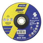 "Disco De Desbaste 7"" BDA 640 Super Norton 3450.10020"