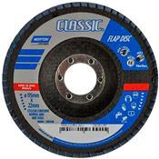 """Disco Flap de Fibra 4.1/2"""" GR 40 Classic Norton 3455.05015"""