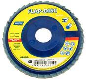 "Disco Flap de Plástico 4.1/2"" GR 60 Evolution Norton 3455.50020"