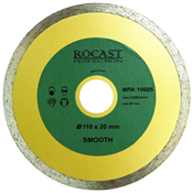 Disco Diamantado 110mm Liso 3480.05010