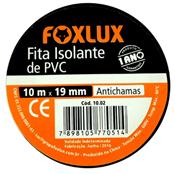 Fita Isolante Preta 19x20 Foxlux 4560.05005