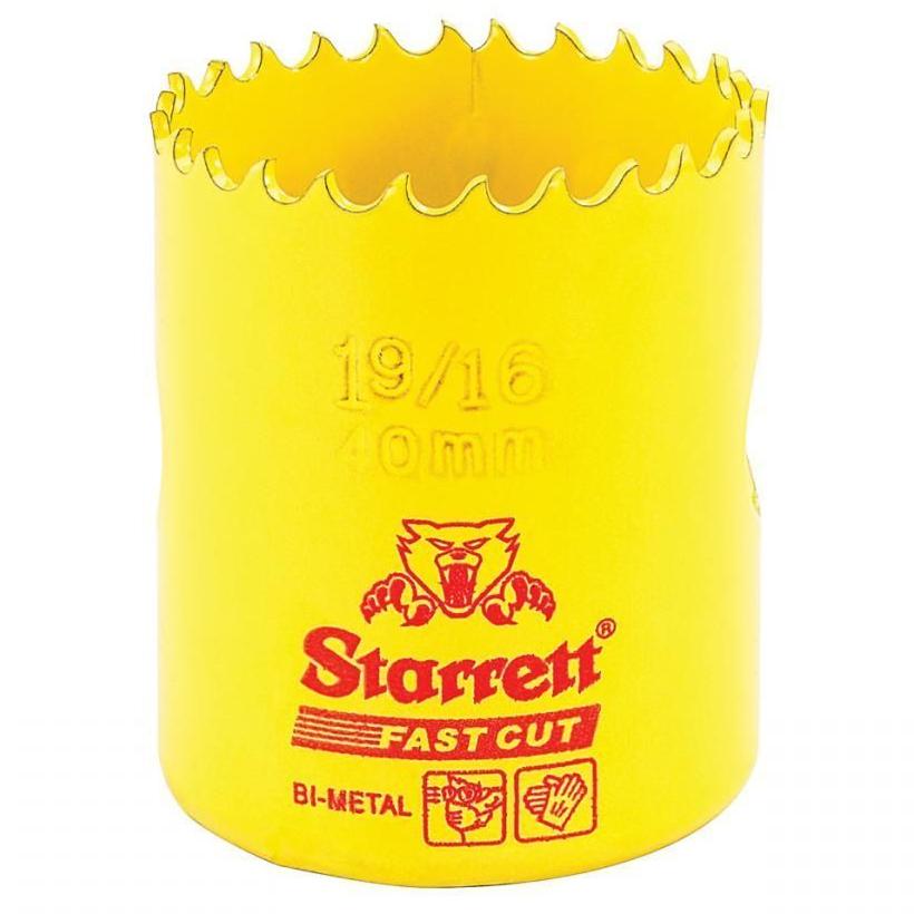 Serra Copo 40mm Starrett 8710.05095
