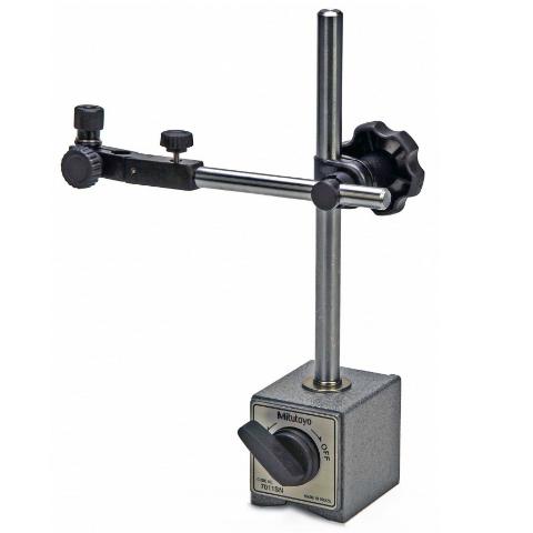 Base Magnética Fixa com Ajuste Fino 7011SN Mitutoyo 1910.05010
