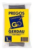 Prego com Cabeça 25x72 Gerdau 7785.30050