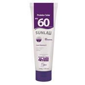 Creme Protetor Solar FPS60 - 120g Sunlau 3360.10100
