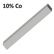"Bits Quadrado 10%Co 3/16"" x 6"" 2230.05005"