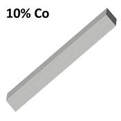 "Bits Quadrado 10%Co 1/4"" x 6"" 2230.05010"