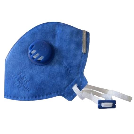 Máscara Semifacial com Válvula PFF2 KSN  6220.60060