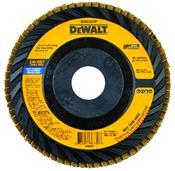 """Disco Flap de Plástico 4.1/2"""" GR 40 Dewalt 3455.55010"""