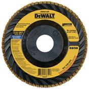 """Disco Flap de Plástico 4.1/2"""" GR 120 Dewalt 3455.55040"""