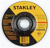 "Disco De Desbaste 4.1/2"" Stanley 3440.05210"