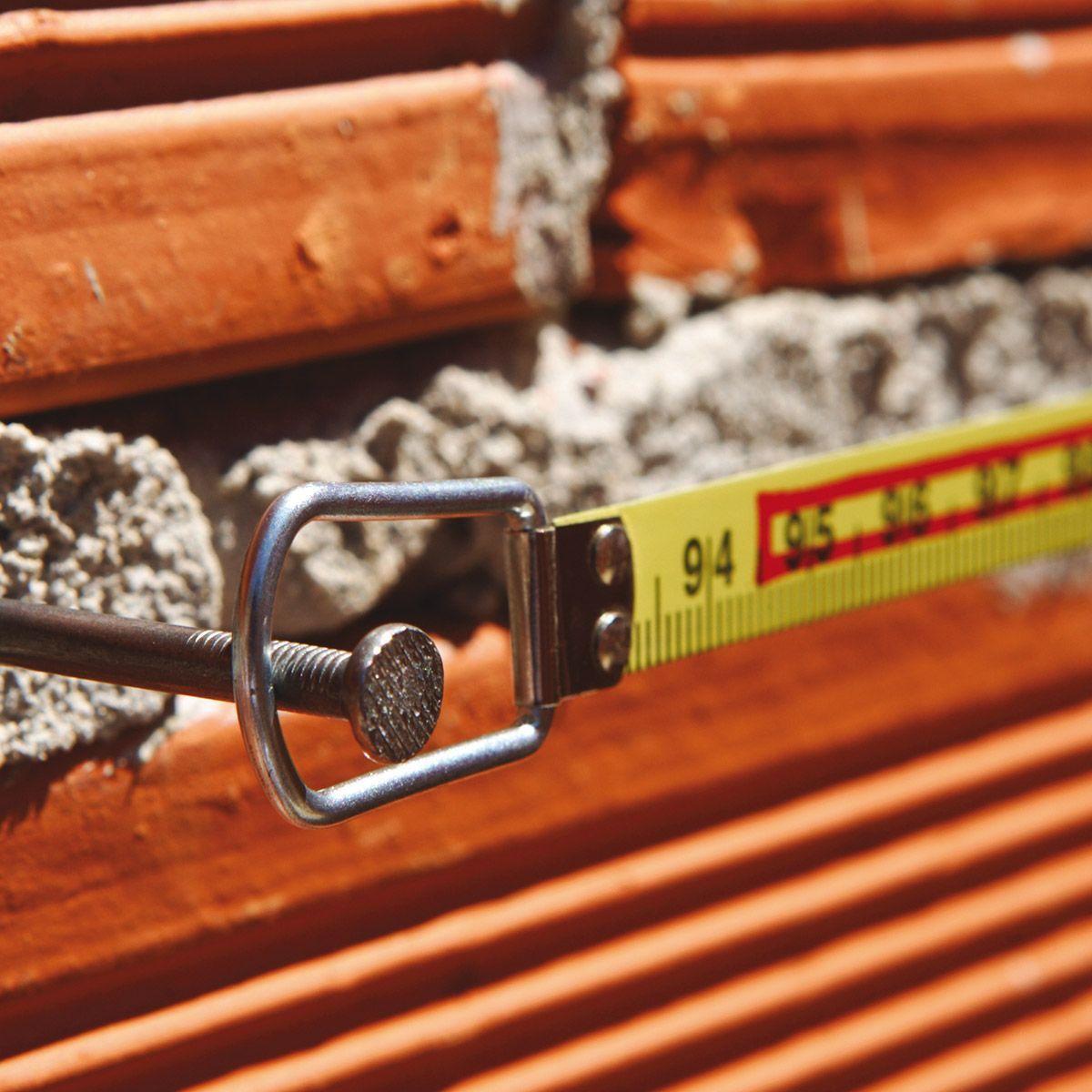 Trena 15m de Aço em Caixa Plástica KTS510-15M Starrett - mm/mm 9420.20010